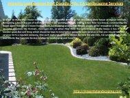 Landscape and Concrete services
