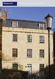 6 St James's Place, Bath, BA1 2TP - Winkworth