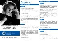 II Congreso Internacional de Historia y Cine - Universidad Carlos III ...