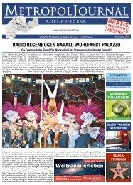 November 2013 - MetropolJournal Rhein-Neckar
