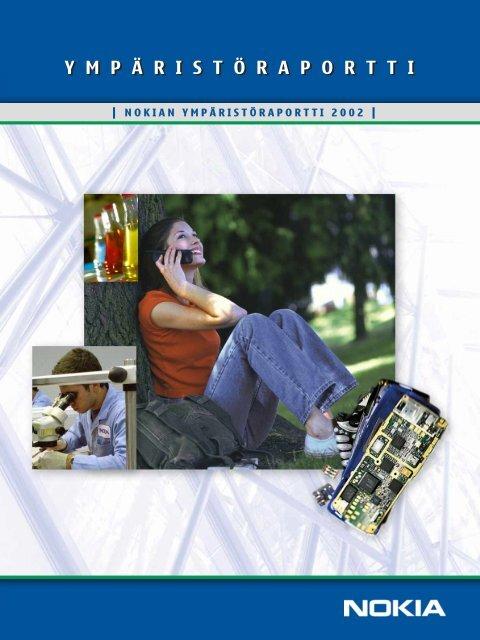 Nokian ympäristöraportti 2002