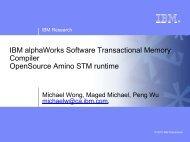 IBM Presentations: Blue Pearl Asterisk template