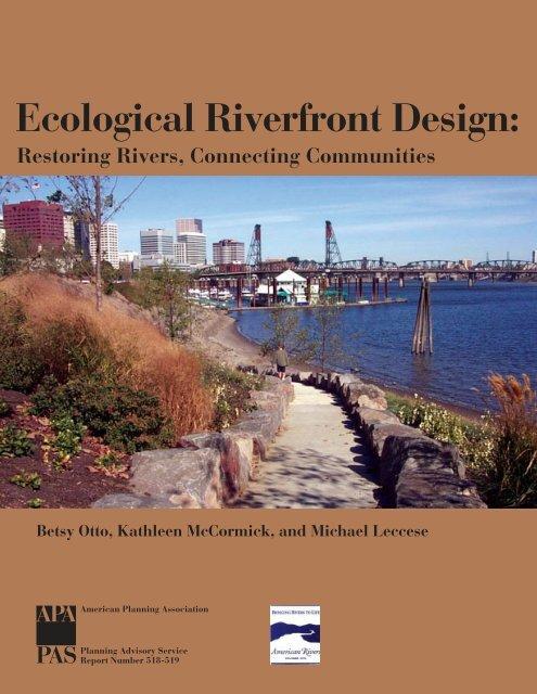 Ecological Riverfront Design: - Carmelacanzonieri.com