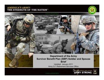 SBP - Carlisle Barracks