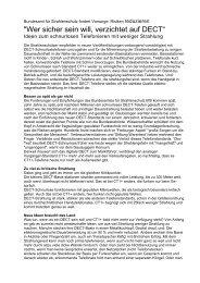 DECT Bundesamt Für Strahlenschutz Fordert Vorsorge