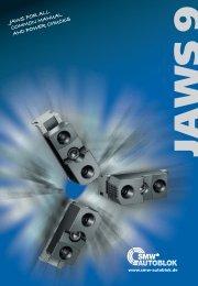 Slot & Tenon Lathe Chuck Hard Top-Jaws Technical ... - MC-Tooling