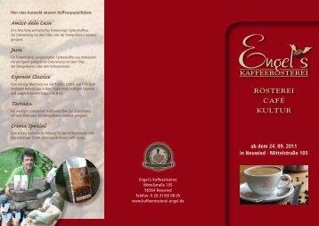 Amico dela Casa Java Espresso Classico ... - kaffeeroesterei-engel.de