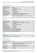 16 E1 + Ethernet - PDH Optical Multiplexer - Data ... - Aries Telecom - Page 3
