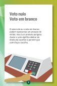 Cartilha - Seu Voto, Nosso futuro - Amam - Page 3
