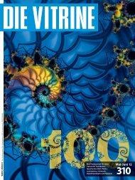 Mai Juni 12 - Die Vitrine