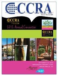 Volume 12 Issue 8 & 9 - California Court Reporters Association