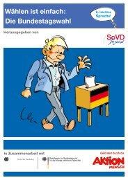 Wählen ist einfach: Die Bundestagswahl - Der Bundeswahlleiter