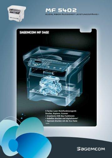 MF 5402 - Sagemcom