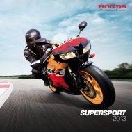 Supersport (PDF, 12.1 MB) - Honda