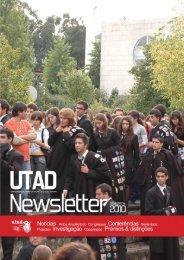 Newsletter - Especial 2010 - Utad