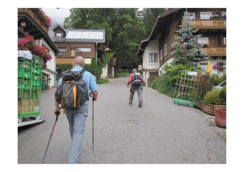Guttenberghaus - Bergsteigen und Wandern