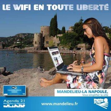 Téléchargez la documentation sur le Wifi gratuit à Mandelieu-La ...