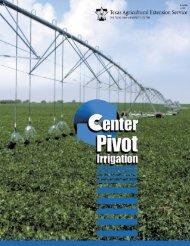 Center Pivot Irrigation - B6096 - eXtension
