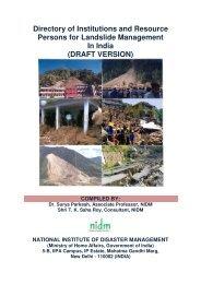 directory landslide