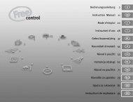 Bedienungsanleitung FREE-Control - Reicheltpedia