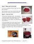 Strawberry Jam no Pectin PDF - Page 5