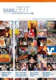 Gernot Gottschling beweist seit 16 Jah - VR-Bank Westmünsterland ...