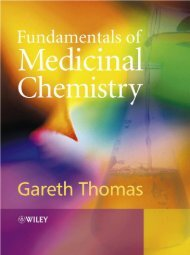 Fundamentals of Medicinal Chemistry