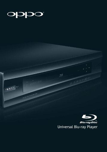 Universal Blu-ray Player - International Dynamics