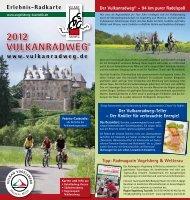2012 VULKANRADWEG® - Vulkanradweg im Vogelsberg