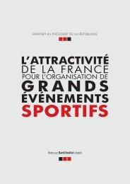 Rapport Douillet sur les grands événements - Association des ...