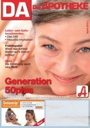 Generation 50plus - Arnika Apotheke in Puch - Apotheke