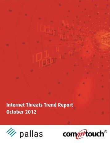 Internet Threats Trend Report - October 2012
