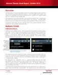 Internet Threats Trend Report - October 2012 - Page 3
