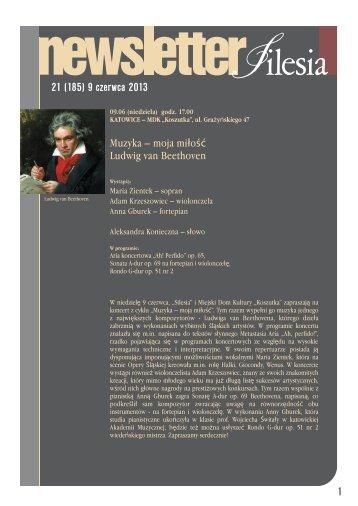 21 (185) 9 czerwca 2013 1 - Silesia - Art.PL