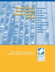 Emergency Evacuation Report Card 2006
