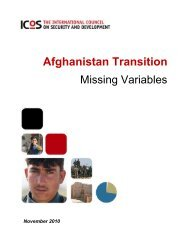 Afghanistan Transition Missing Variables