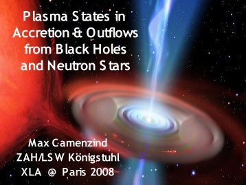 Accretion and outflows in the vicinity of black holes and neutron stars