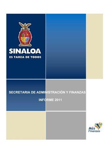 2011 - Gobierno del Estado de Sinaloa