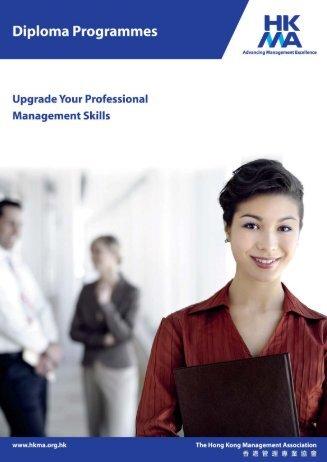 Professional Diploma in Marketing Management - Hong Kong ...