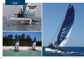 POLYESTER-BOOTE - Hobie Cat