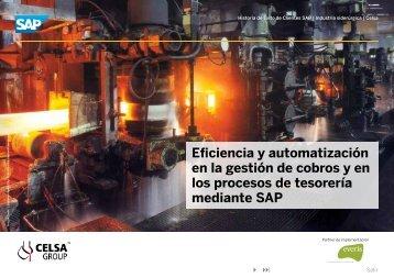 Eficiencia y automatización en la gestión de cobros y en los ... - Everis