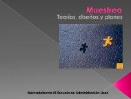 MERCA 3 capitulo 10 muestreo, teorias, disenos y planes - Rescate ...