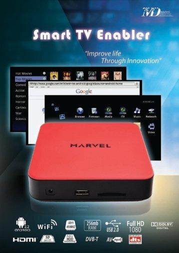 Marvel Digital Limited