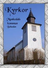 Kulturhäftet Kyrkor - Munkedals kommun