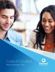 Code of Conduct - EthicsPoint