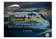Gautrain-uic-global view project