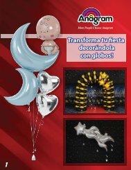 Transforma tu fiesta decorándola con globos! - Balloon City