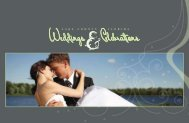 Lake County Weddings and Celebrations Guide
