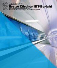 Erster Zürcher IKT-Bericht - Amt für Wirtschaft und Arbeit - Kanton ...