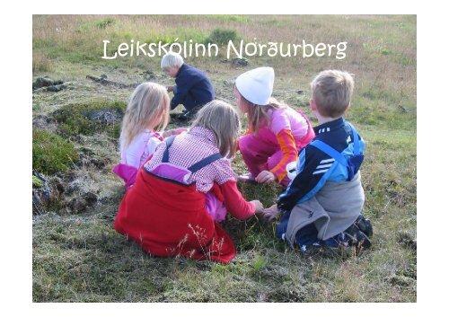 Leikskólinn Norðurberg